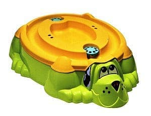 Что подарить ребенку на годик: детская песочница-бассейн