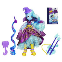 Кукла My Little Pony Equestria Girls Rainbow Rocks Супер-Модница Трикси Hasbro