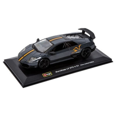 Машина Bburago LAMBORGHINI Murcielago LP670-4 SV China Limited Edition 1 к 32 BB