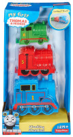 Паровозик Preschool Thomas&Friends Складывающиеся блоки Fisher-Price CDN14