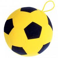 Игрушка Мякиши Мяч Футбольный с погремушкой 440
