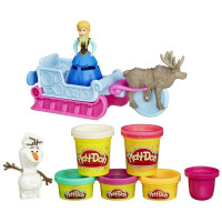 Набор пластилина Hasbro Play Doh Холодное Сердце