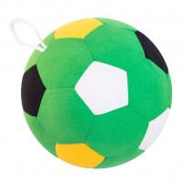 Игрушка Мякиши Мяч Футбольный с погремушкой 442