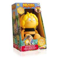 Мягкая игрушка IMC Toys Ночник Пчелка Maйя со светом и звуком 200067