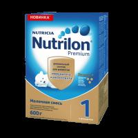 Детская молочная смесь Nutrilon Premium 1 600 г с 0 мес