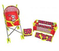 Игровой набор Mary Poppins Delux 3в1 67339