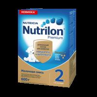 Детская молочная смесь Nutrilon Premium 2 600 г с 6 мес