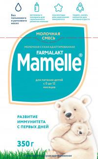 Детская молочная смесь Mamelle 350 г с 0 до 12 мес