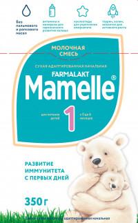 Детская молочная смесь Mamelle 1 350 г с 0 до 6 мес