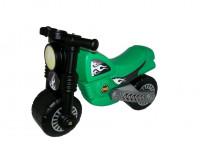 Мотоцикл Моторбайк, зелёный, Полесье