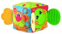 Мягкая игрушка Playgro Кубик 0180170