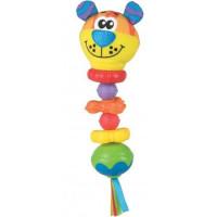 Мягкая игрушка Playgro погремушка Тигр 0182256