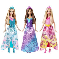 Кукла Mattel Barbie Принцесса Mix and Match CFF24