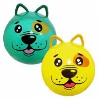 Мяч прыгун Moby Kids Щенок с ушками