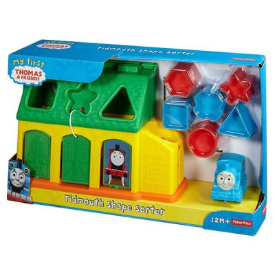 Набор Сортер Депо Тидмута Thomas&Friends CDN12