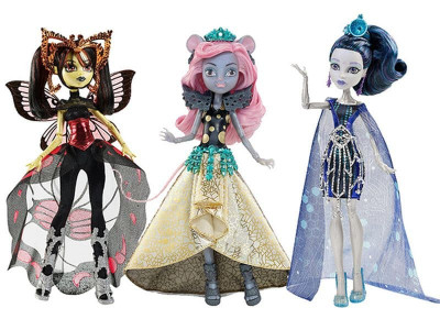 Кукла Mattel MONSTER HIGH BOO YORK CHW64