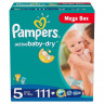 Подгузники Pampers Active Baby 11-18 кг 111 шт Мега (5) -