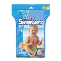 Трусики Libero SwimPants для плавания 7-12 кг 6 шт