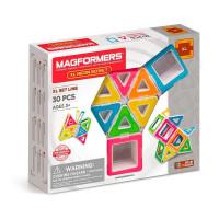 Магнитный конструктор MAGFORMERS Набор XL Neon 706006