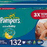 Подгузники Pampers Active Baby 11-25 кг 132 шт Мега Плюс (5) -