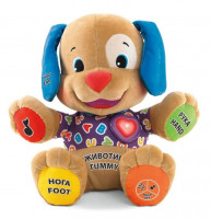 Щенок Mattel Fisher Price Смейся и учись BGY23