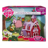 Игровой набор Hasbro MY LITTLE PONY Понивилль B1371E