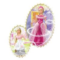 Кукла Simba Штеффи Сказочное превращение 29 см 5736580