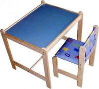 Стул детский из набора мебели Малыш-1