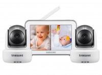 Видеоняня Samsung SEW-3043WPX2 2 камеры