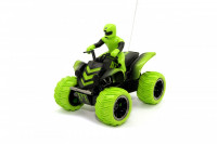 Машина BALBI Квадроцикл на ру зеленый MTR-001-G
