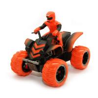 Машина BALBI Квадроцикл на ру оранжевый MTR-001-О