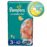 Подгузники Pampers Active Baby-Dry Midi (4-9) 62шт (2) - Подгузники Pampers Active Baby-Dry Midi (4-9) 62шт (2)