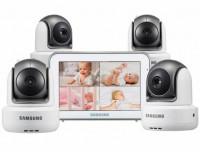 Видеоняня Samsung SEW-3043WPX4 4 камеры