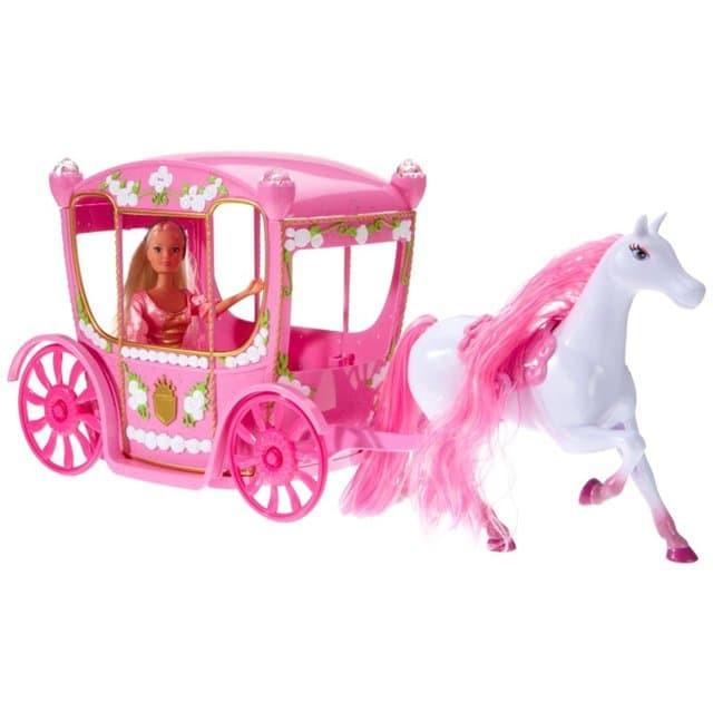 это карета игрушки фото влюблённых мирно шла