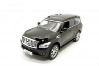 Машина BALBI Infiniti QX56 1:14 на ру черный HQ20126