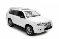 Машина BALBI Lexus LX 570 1:14 на ру белый HQ20125