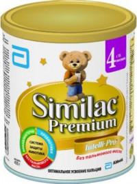 Детская смесь Similac Premium 4 с 18 мес 400 г