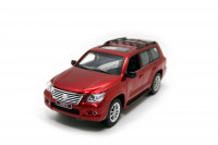 Машина BALBI Lexus LX 570 1:24 на ру красный HQ20130