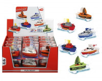 Заводная игрушка Dickie Веселая лодка 6 см