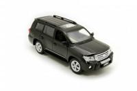 Машина BALBI Toyota land cruiser 1:24 на ру черный HQ20133