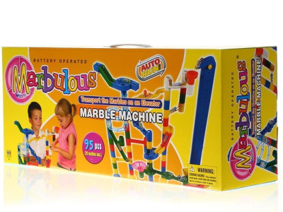 Конструктор TOTOTOYS Marbulous Marble Machine 852