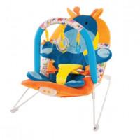 Кресло-качалка Жирафики Жирафик с вибрацией и музыкой 939432
