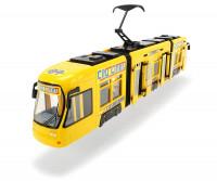 Городской трамвай Dickie желтый 3749005-2