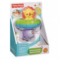 Игрушка Fisher-Price для купания Веселые друзья BFH74