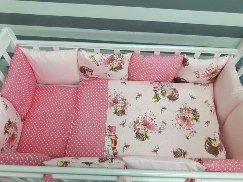 Бортики в кроватку для новорожденных белгород