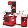 Кухня Smoby Cook Master Red 110*34*99см -