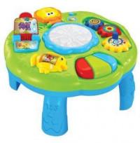 Развивающая игрушка Жирафики Столик с музыкой и светом 939597