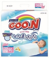 Подгузники GooN (Гун) 0-5кг 90шт.