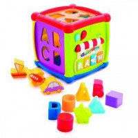 Развивающая игрушка Жирафики Суперкуб 939602