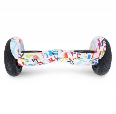 Гироскутер Hoverbot C-2 Light - white multicolor